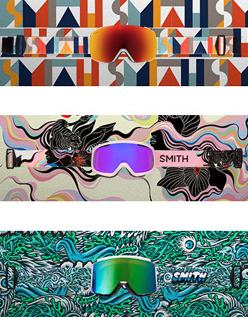 Smith Optics Collaborations