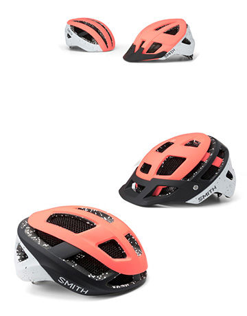 Smith Sunburst Bike Helmets and Sunglasses Collection