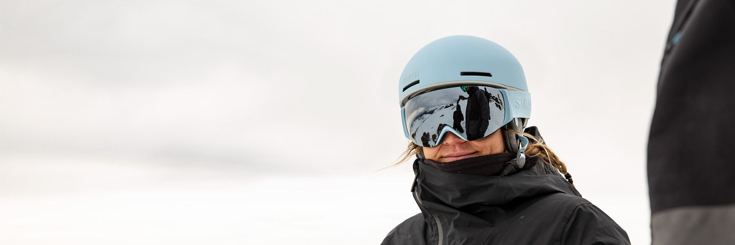 Smith Women's Ski Goggles and Snowboard Goggles