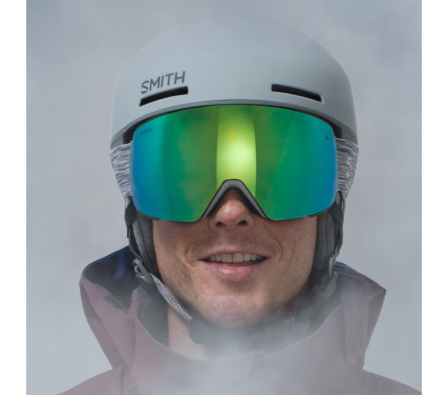 Smith Optics 5X Anti-Fog Technology