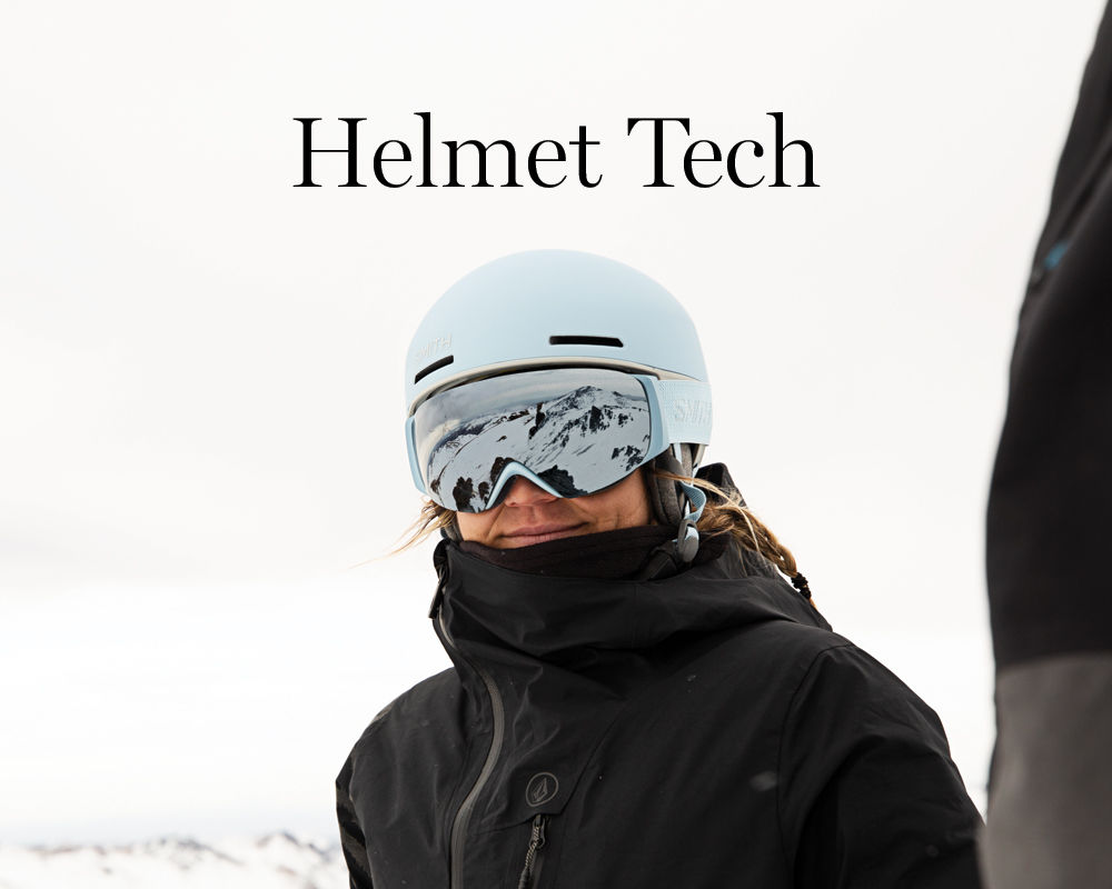 Smith Helmet Tech