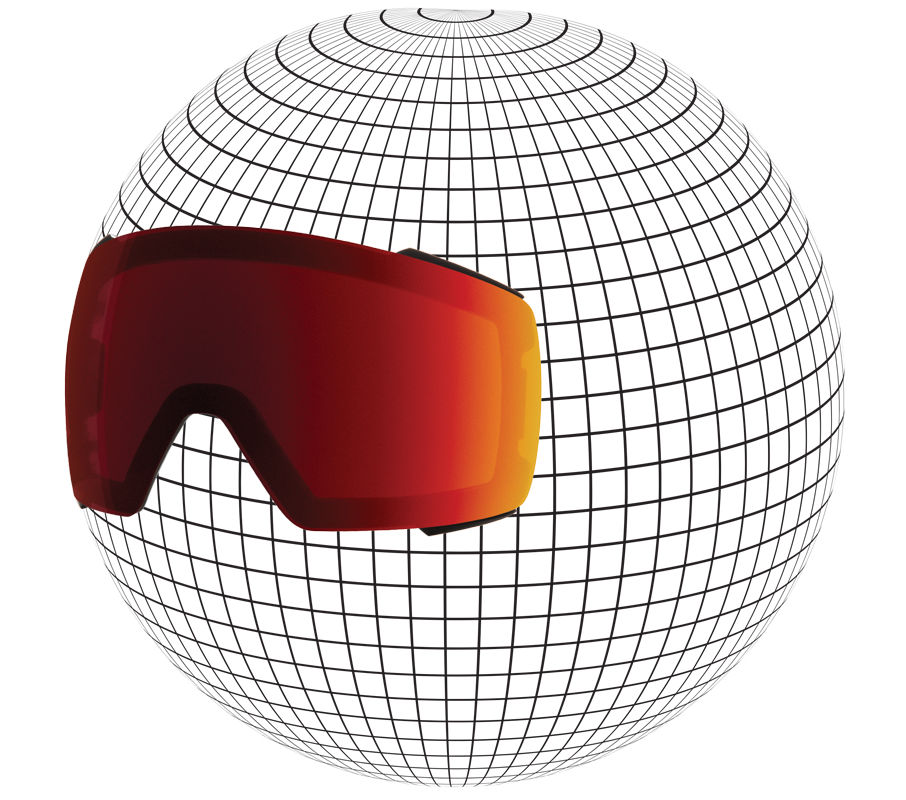 Spherical Goggle Lenses
