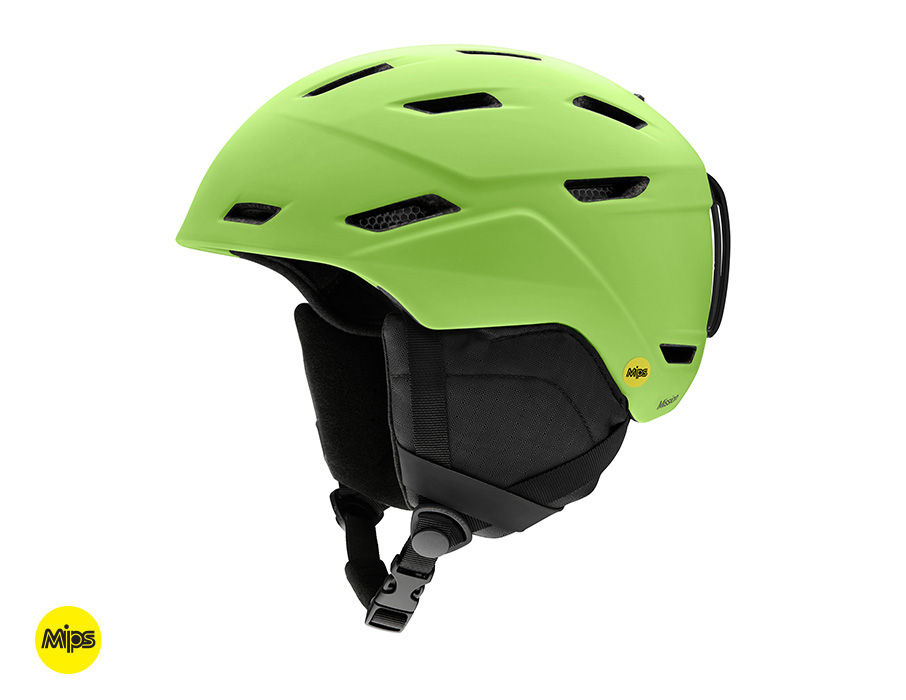 Smith Mission Ski Helmet