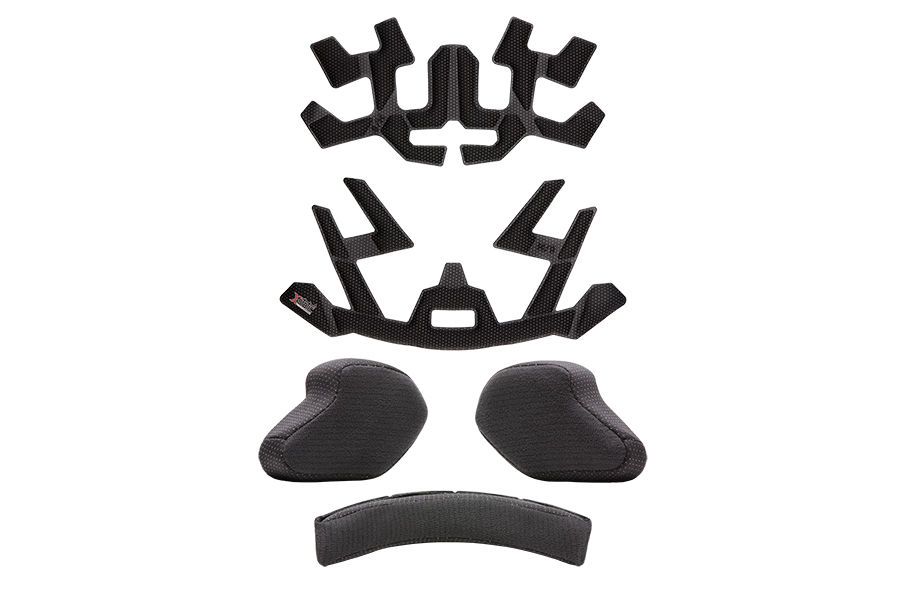 Mainline helmet removable pad set