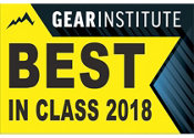 Gear Institute Best in Class 2018