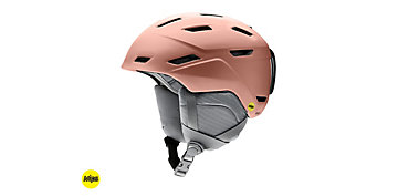 Smith Optics Mirage MIPS ski helmet Matte Champagne