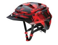 Forefront Matte Fire Insomniac Helmet
