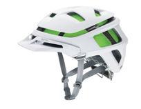 Forefront Matte White Helmet