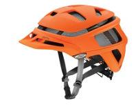Forefront Matte Neon Orange Helmet
