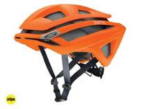 Forefront Matte Neon Orange - MIPS Helmet