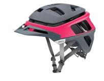 Forefront Matte Pink - Charcoal Helmet