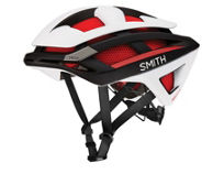 Forefront Matte Red - White - Black Helmet