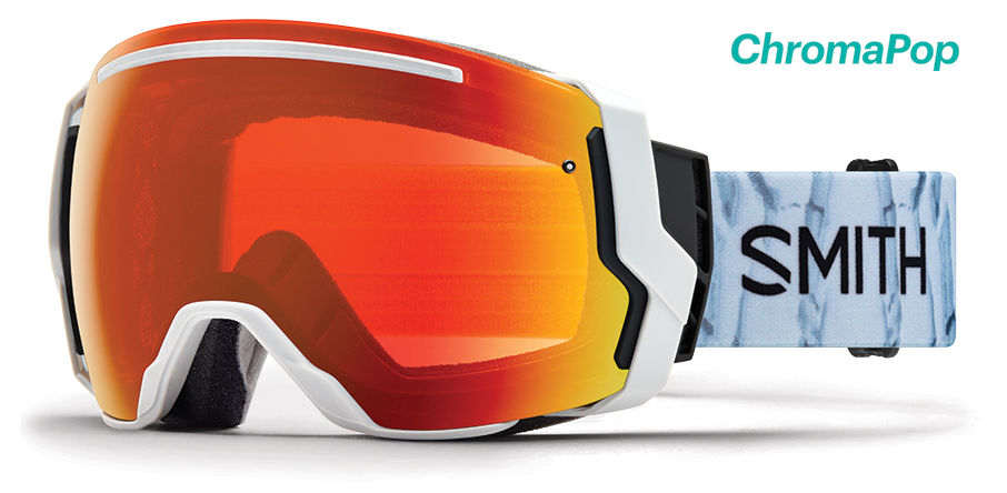 Interchangeable Ski Goggle | Smith Goggles