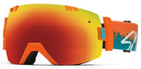 Orange KookRed Sol-X Mirror