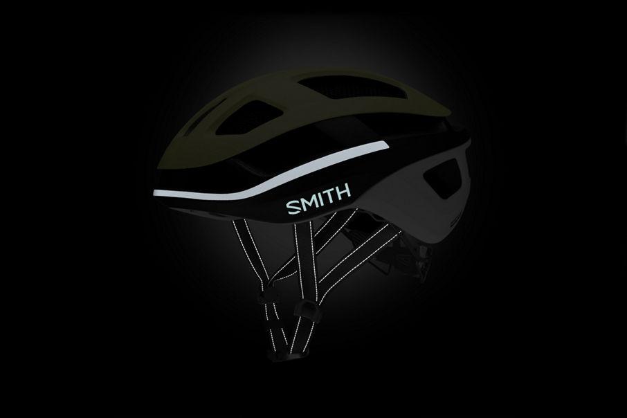 Trace helmet glow in the dark