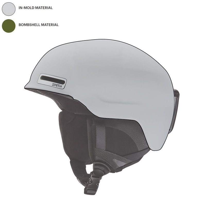Smith Maze Helmet In-Mold Protection