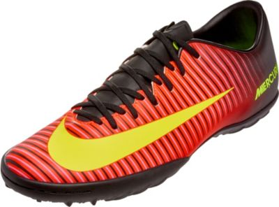 Nike Mercurial Victory VI TF - Crimson Black