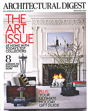 Architectural Digest - Dec 2015