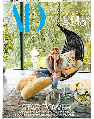 ARCHITECTURAL DIGEST- MAR 2018
