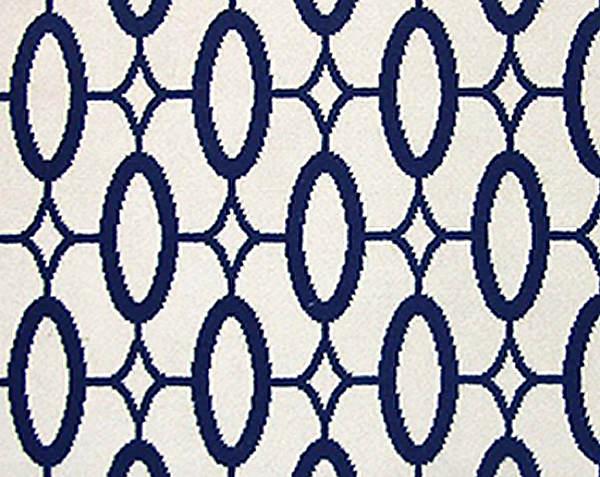 ELLIPSE - BLUE 1052/WHITE