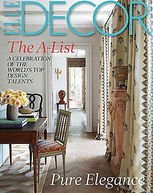 ELLE DECOR -  JUNE 2015