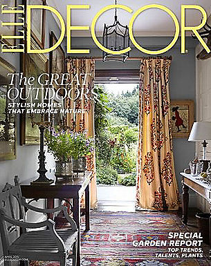 ELLE DECOR - APRIL 2015