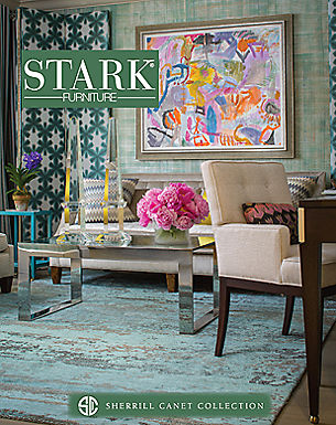 STARK FURNITURE - SHERRILL CANET COLLECTION
