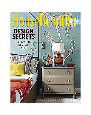 HOUSE BEAUTIFUL - APRIL 2016