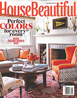 House Beautiful - Sept 2015