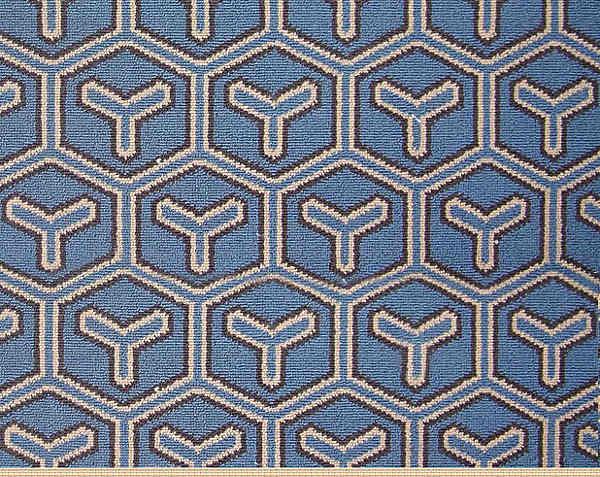 WYCOMBE - CAMEL/BLUE 2