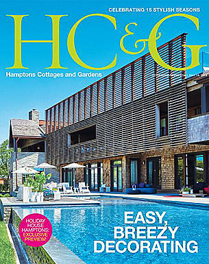 HAMPTONS COTTAGES AND GARDENS - JULY 2016