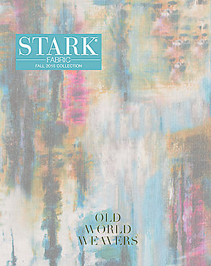 STARK FABRIC - OLD WORLD WEAVERS  FALL 2015