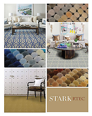 RTEC CUSTOM RUG COLLECTION