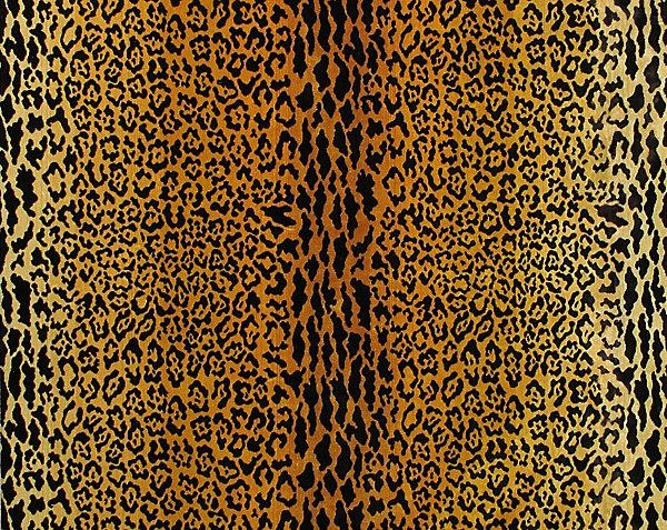 Leopard Velvet