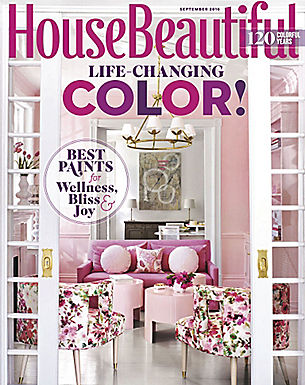 HOUSE BEAUTIFUL - SEPTEMBER 2016