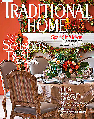 TRADITIONAL HOME - NOV/DEC 2013
