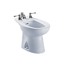 Piedmont Bidet, Vertical Spray
