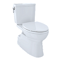 Vespin® II 1G Two-Piece Toilet, Elongated Bowl - 1.0 GPF