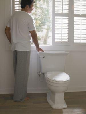 clayton twopiece toilet 16 gpf elongated bowl