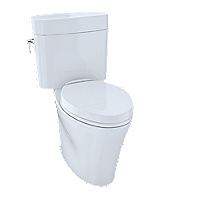 Nexus® Two-Piece Toilet, 1.6 GPF, Elongated Bowl