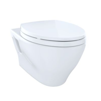 aquia wallhung dualflush toilet 16 gpf u0026 09 gpf elongated bowl