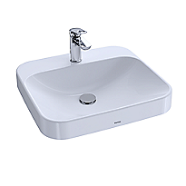 "Arvina™ 19-11/16"" Rectangle Vessel Lavatory"