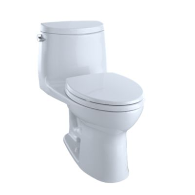 Ultramax 174 Ii One Piece Toilet Elongated Bowl 1 28 Gpf