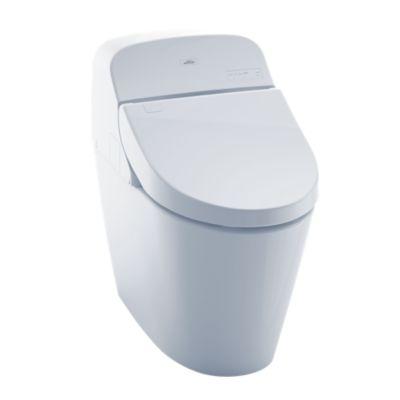 washlet with integrated toilet g400 gpf 0 9 gpf. Black Bedroom Furniture Sets. Home Design Ideas