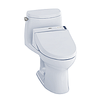 UltraMax II 1G Connect+™ C200 One-Piece Toilet - 1.0 GPF