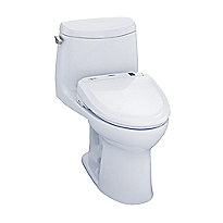 UltraMax II 1G Connect+™ S300e One-Piece Toilet - 1.0 GPF