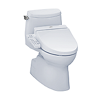 Carlyle® II 1G Connect+™ C100 One-Piece Toilet - 1.0 GPF