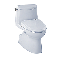 Carlyle® II 1G Connect+™ S300e One-Piece Toilet - 1.0 GPF