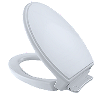 Traditional SoftClose® Toilet Seat - Elongated
