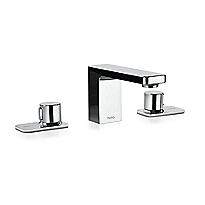 Kiwami®      Renesse®      Widespread Lavatory Faucet, without Pop-up Drain